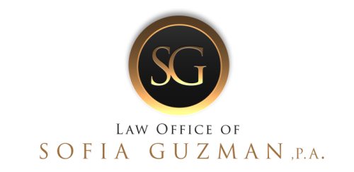 Law Office of Sofia Guzman Logo